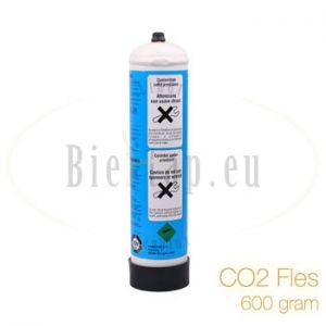 Wegwerp CO2 fles 600 gram