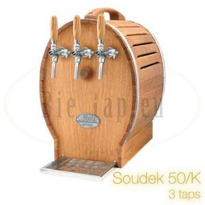 Biertap Lindr Soudek 50/k 3 taps