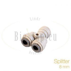 JG splitter 8mm