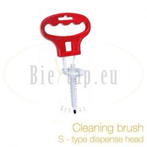 Cleaningbrush S-type dispense head