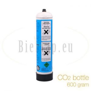 CO2 bottle 600 gram