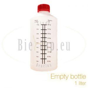 Empty bottle 1 liter