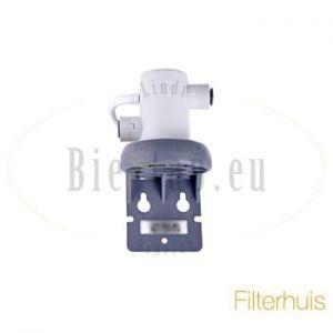 Filterhuis voor waterfilter systeem