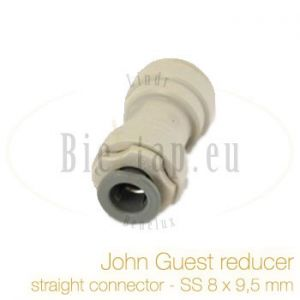 John Guest reducer SS8 x 9,5 mm