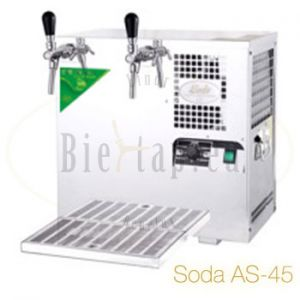 Lindr Soda AS-45 waterkoeler greenline