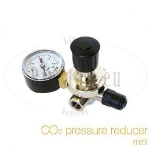 Mini CO2 pressure reducer for 600 gr bottle