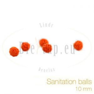 Sanitation Balls 10 mm