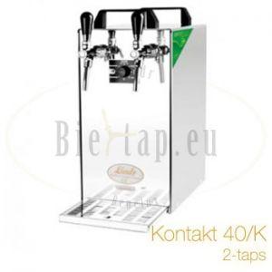 Lindr Kontakt 40/K greenline drycooler beerdispenser