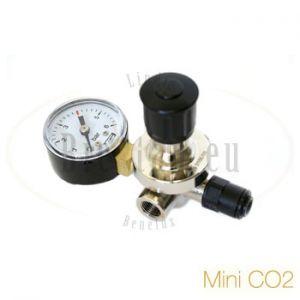 Mini CO2 meter voor 600 gr wegwerpfles