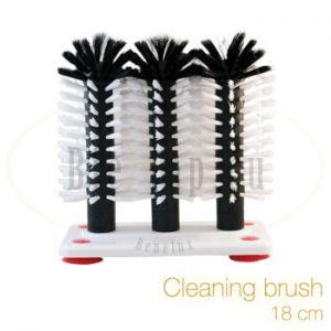 Cleaning brush 18 mm for glasses