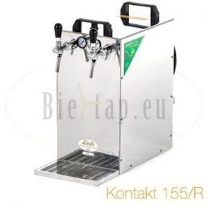 Lindr Kontakt 155/R drycooler beerdispenser