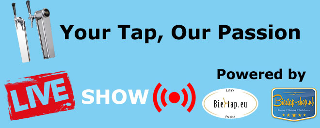 Your tap our passion live