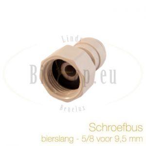 JG Schroefbus 5/8 x 9,5mm