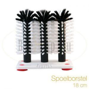 Spoelborstels 18 cm