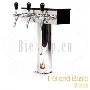 T Grand basic tapzuil 3 taps