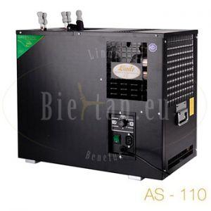 Lindr AS-110 waterbadkoeler biertap