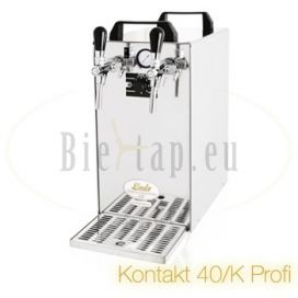 Lindr Kontakt 40/K profi beer dispenser with air compressor