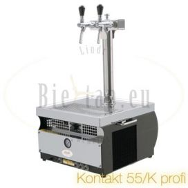Lindr Kontakt 55/K profi beer dispenser with aircompressor