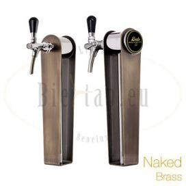 Lindr Naked Brass Tapzuil