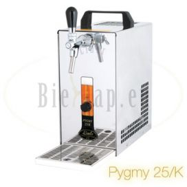 Lindr Pygmy 25/K beer dispenser with inbuilt aircompressor