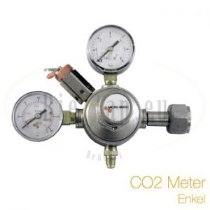 CO2 Reduceerventiel G3/4 (CO2 meter)