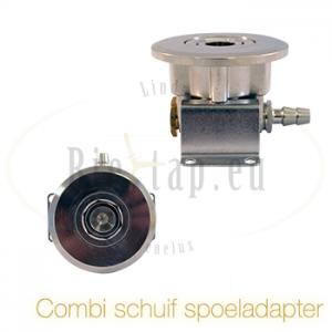 Schoonmaak adapter combischuif (M-type)