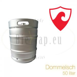 Dommelsch bierfust 50 liter