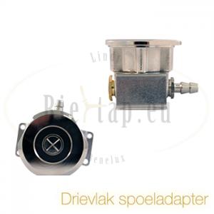 Schoonmaak adapter drievlaks (G-type)
