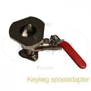 Schoonmaak adapter Keykeg