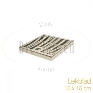 Lekblad klein 15,0 * 15,5 cm