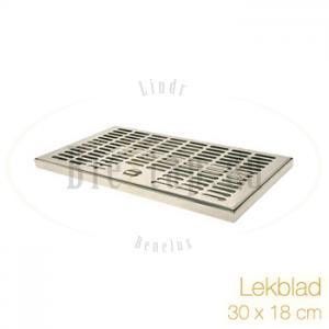 Lekblad middel 30 * 18 cm