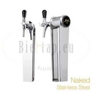 Lindr Naked RVS Tapzuil