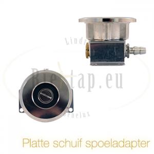 Schoonmaak adapter platteschuif (A-type)