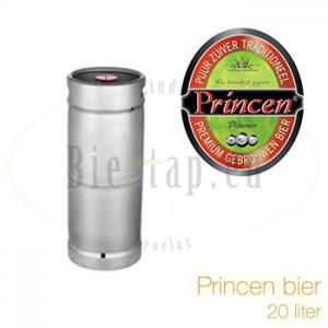 Princen bierfust 20 liter