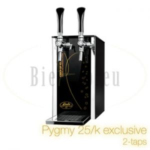 Lindr Pygmy 25/K exclusive 2-taps