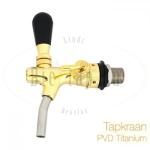 Tapkraan PVD/Titanium