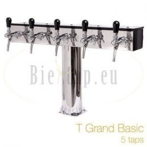 Lindr T Grand Basic tapzuil