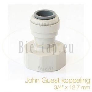 John Guest 3/4 x 12,7 mm