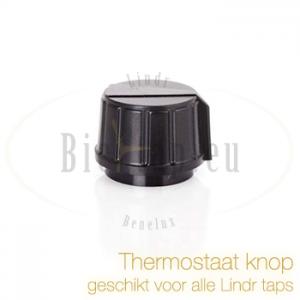 Thermostaatknop voor Lindr biertap